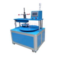 GB/T4085地板耐办公椅脚轮磨耗测试仪/地板耐办公椅脚轮测试机