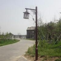 批发庭院灯 太阳能庭院灯 LED景观庭院灯 3-4米欧式庭院灯