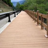 塑木地板 户外木塑地板 安徽塑木地板 力森木塑 木塑地板直销