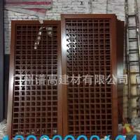 广东实力装潢装修环保铝屏风 镂空雕花铝雕花多少钱