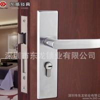 直销304不锈钢单50房门执手锁(201-209) 实木门锁